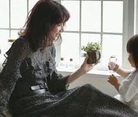 後藤真希と娘親子モデル