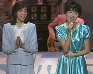 17歳の菊池桃子と荻野目洋子